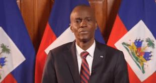 haiti president Jovenel Moïse