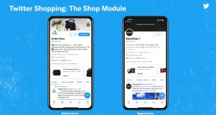 twitter shopping feature
