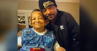Snoop Dogg's mom passed away