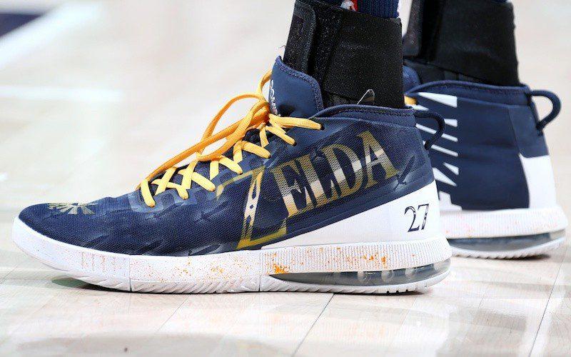 Rudy Gobert Nba Shoes Database