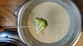 Broccoli & Romanesco aufspießen