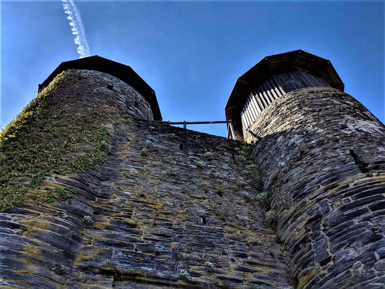 Eine wehrhafte Burg