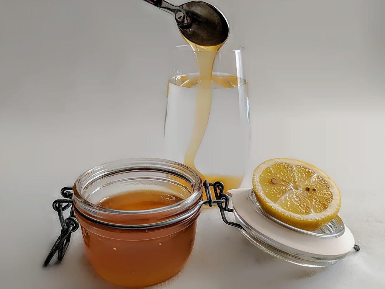 Honig steigert die Leistungsfähigkeit Rezept