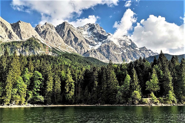 Zugspitze und Eibsee – ein verpatzter Besuch