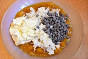 Blätterteig Muffins mit Mango-Kokos-Creme 6