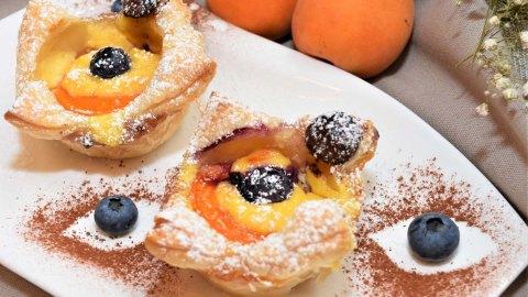 Herrliche Aprikosen Muffins