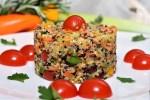 Quinoa Salat Gesund