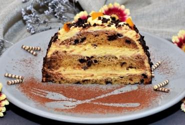 Mango Panettone Kuchen