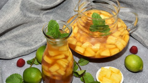 Ananas Eistee von BallesWorld