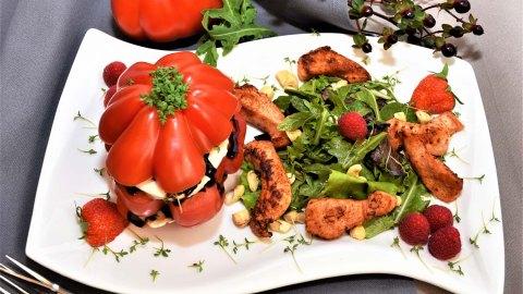 DER Tomaten Burger