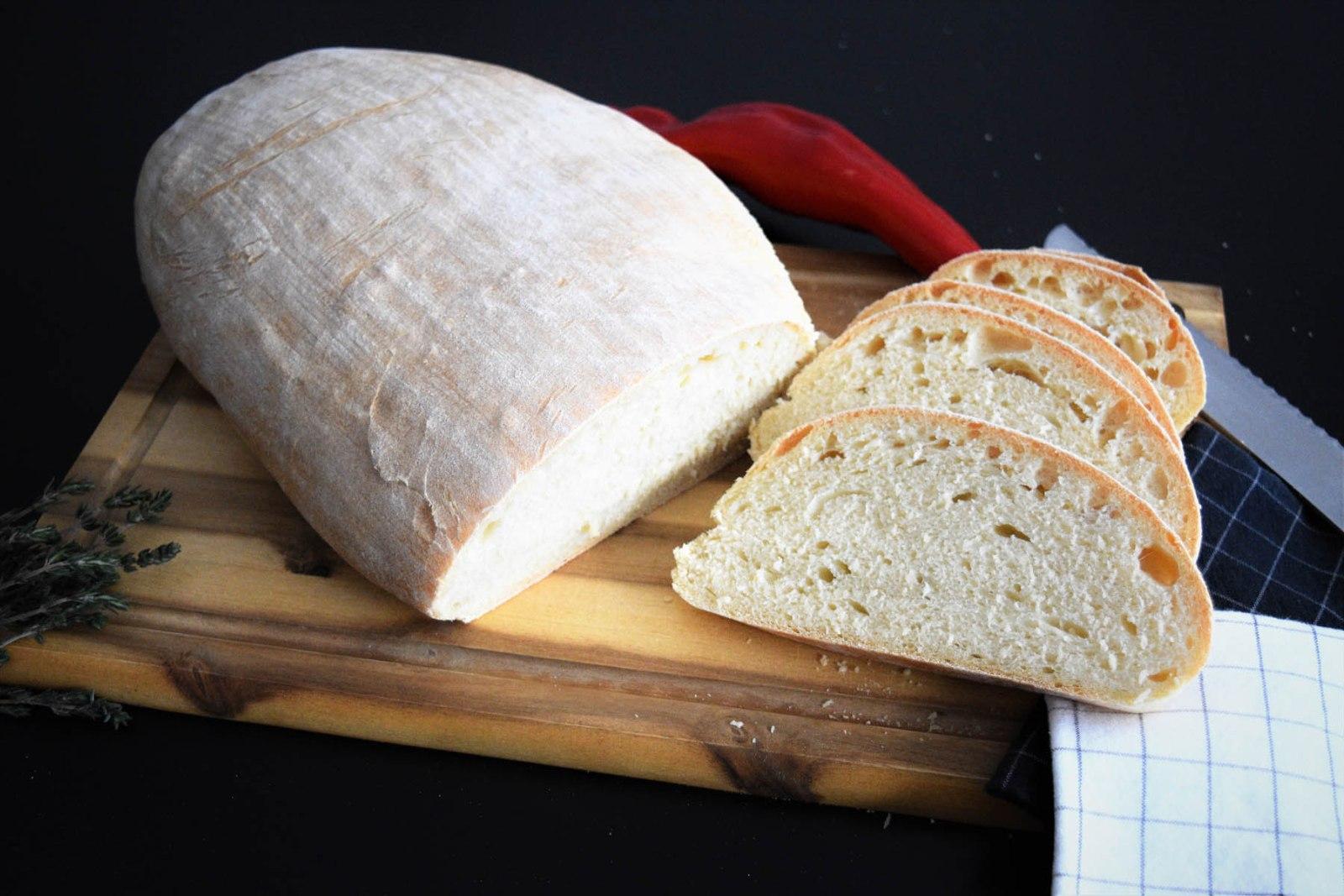 Brot backen mit Sauerteighefe Rezept