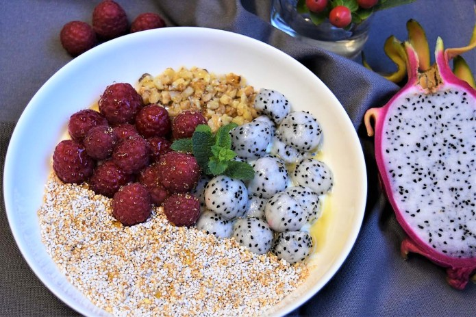 Energie-Frühstück Piahaya Rezept