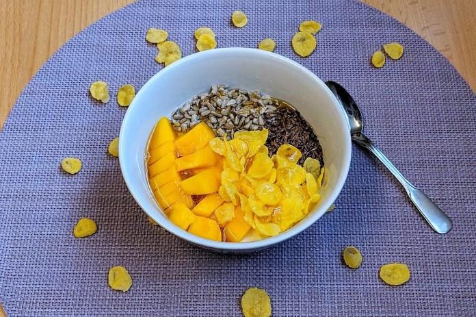 Mein Energie-Frühstück Rezeptidee