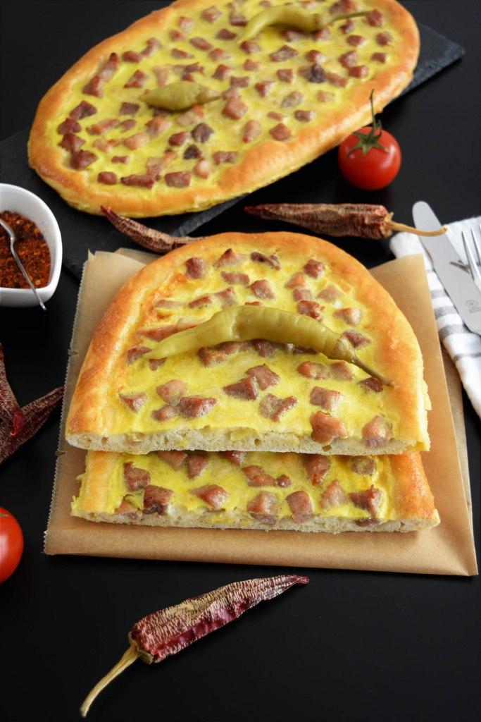 Pastrmajlija Mazedonische Küche