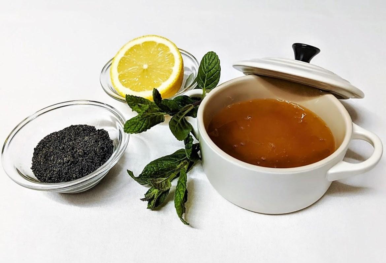 Schwarzkümmel-Honig-Zitronen Mix