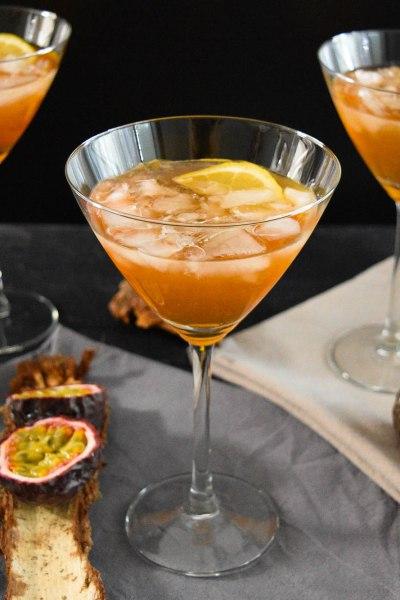 Lillet Pfirsich Maracuja Cocktail-Rezept-BallesWorld