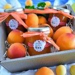 Aprikosenmarmelade mit Marzipan-Rezept-BallesWorld