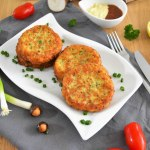 Maniok Bratlinge-Rezept-ballesworld