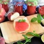 Pfirsichmarmelade mit Weinbergpfirsichlikör-Rezept-BallesWorld