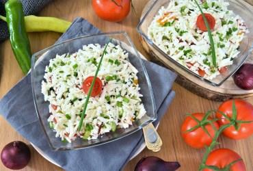 Bauern Salat nach mazedonischer Art-Rezept-ballesworld