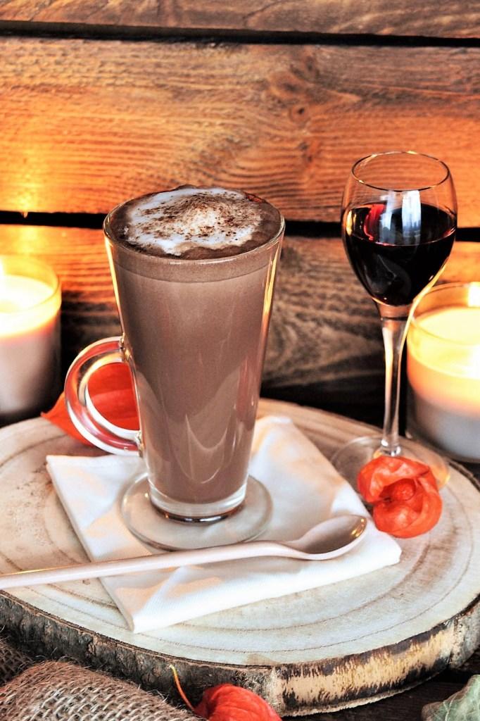 Schwarzwälder Kirsch Schokolade-Punch-ballesworld