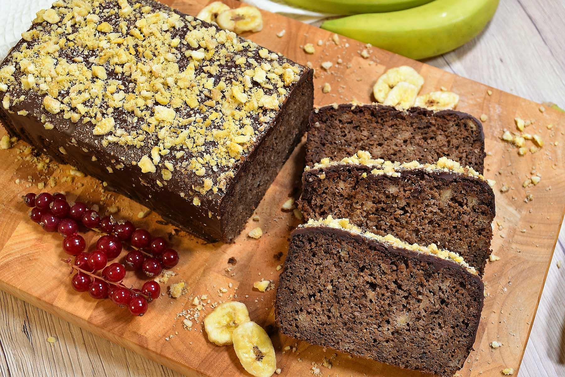 Bananen Kasten Kuchen