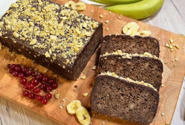 Bananen Kasten Kuchen-Rezept-ballesworld