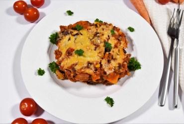 Brotauflauf a la Chili con Carne-Rezept-ballesworld