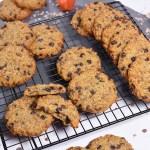 Paranuss Müsli Cookies-Rezept-ballesworld