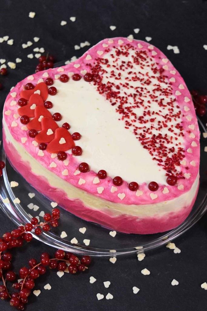 Herzkuchen für die Liebsten-Valentinstag-ballesworld