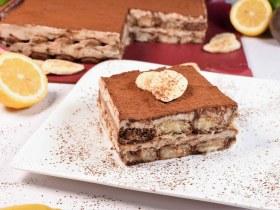 Tiramisu mit Bananen Schoko Creme-Rezept-ballesworld