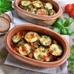 Zucchini-Auflauf nach Omas Art-Rezept-ballesworld