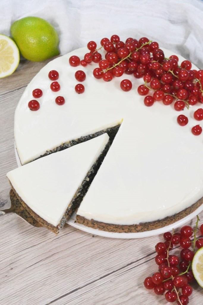 Mohn-Nuss-Rum Kuchen-Kuchen backen-ballesworld