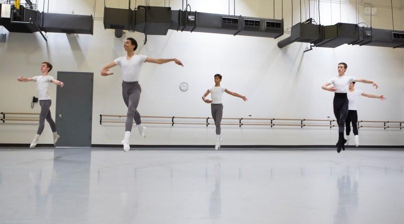 Ballet West Summer Intensive  Audition Tour