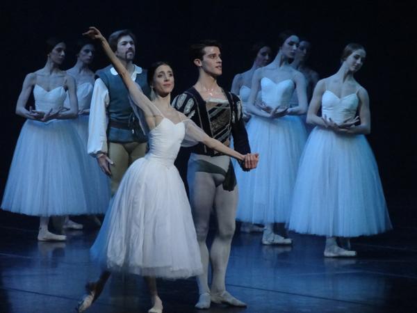 Giselle et Albrecht