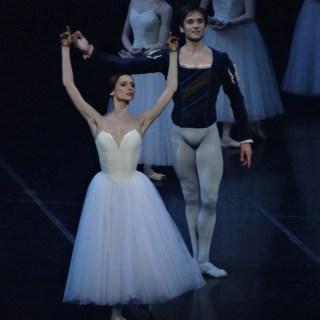 Svetlana Zakharova et Friedemann Vogel