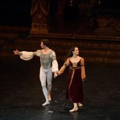 Mathieu Ganio et Amandine Albisson