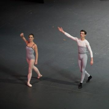 Eléonore Guérineau et Antoine Kirscher