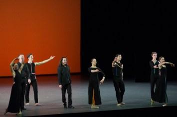 Marion Barbeau, Antonio Conforti, Valentine Colasante, Marc Moreau, Ida Viikinkoski et Daniel Stokes