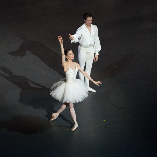 Ludmila Pagliero et Mathieu Ganio