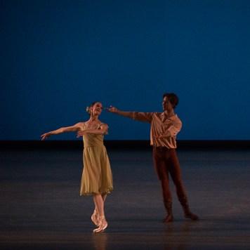 Dances at a Gathering - Maria Kowroski et Joseph Gordon