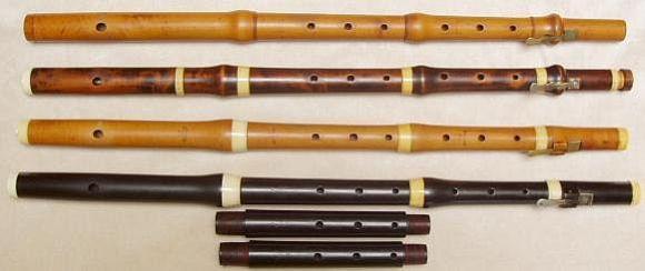 19th century classical flute