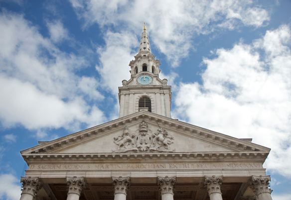 St-Martin-in-the-Fields-clouds