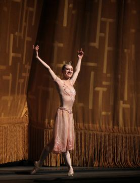 Isabella Boylston, La Bayadere, May 29, 2014