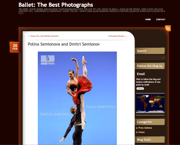 Ballet best photos