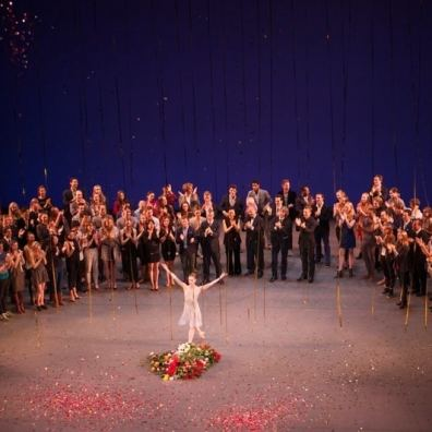 Wendy Whelan Farewell. Photo by Owen Crowley