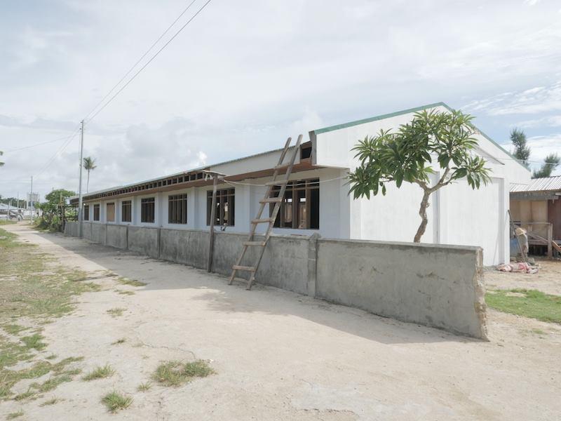 Stella Abrera Ngolos school