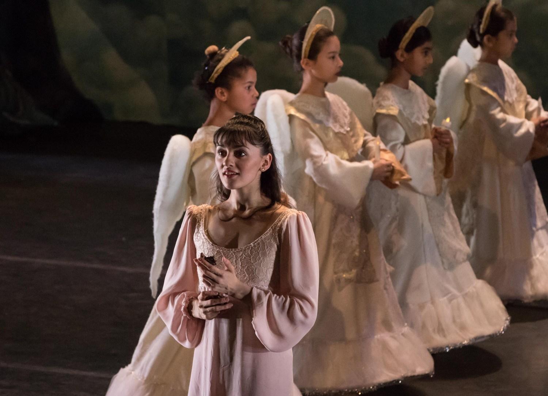 Dawn Gerling, Gelsey Kirkland Ballet Nutcracker