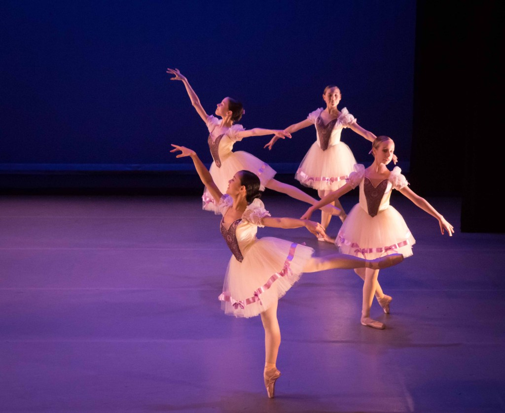 Ellison Ballet, Ballet Academy East Student Performances-Mozart's Little Nothings