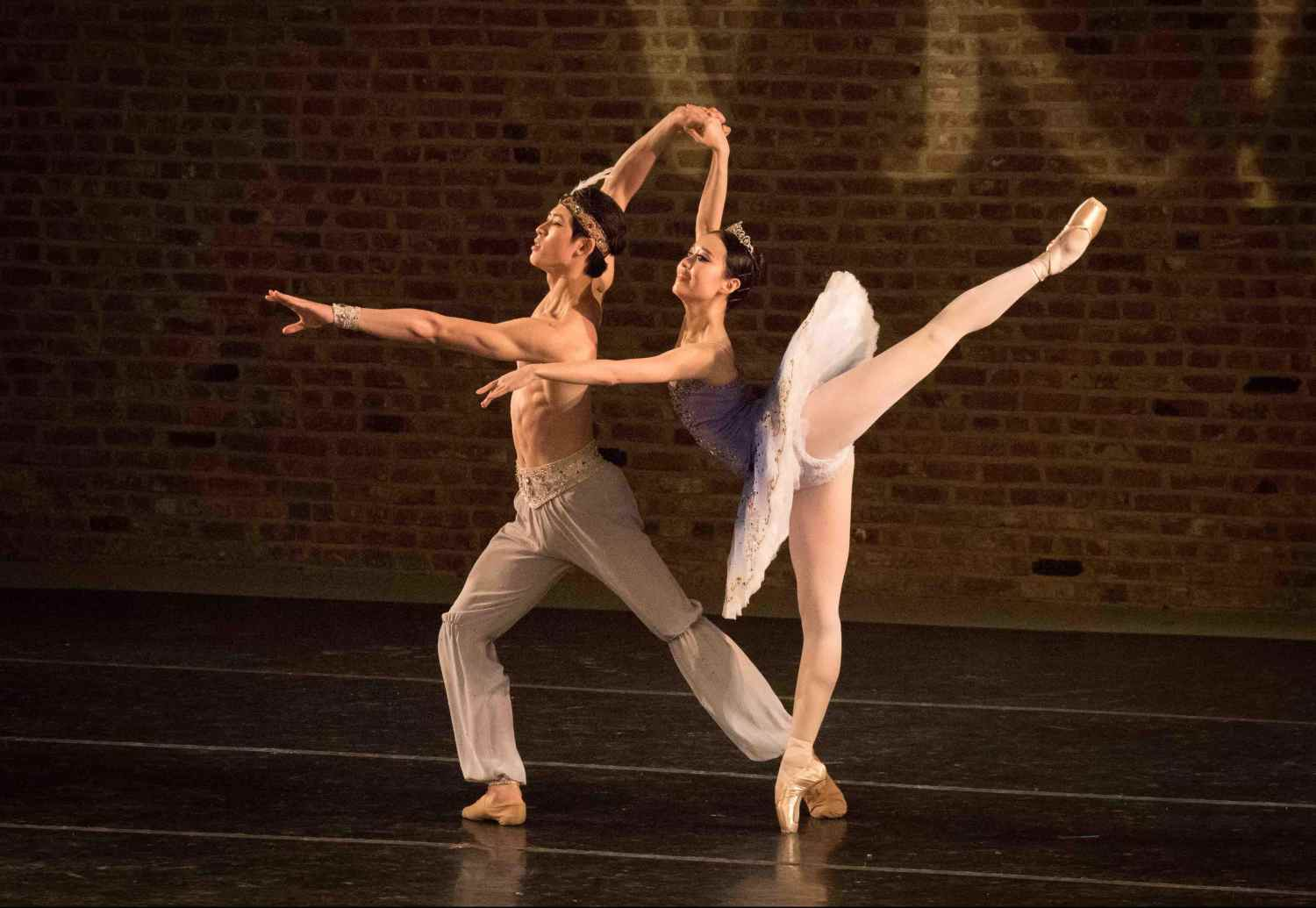 Da Woon Lee and Dong Hyeon Kwak, Silver Medalists Valentina Kozlova IBC, 2016, Ballet Competitions Discover Future Stars